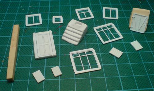 ho modellhaus mit hohem detailierungsgrad webseite von sven skrabal. Black Bedroom Furniture Sets. Home Design Ideas