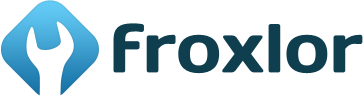 Das neue Logo von Froxlor
