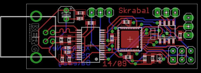 xpressnet-usb-gateway-board