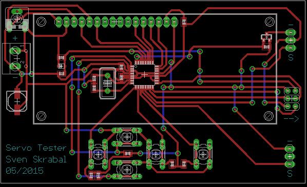 servo-tester-layout-pcb